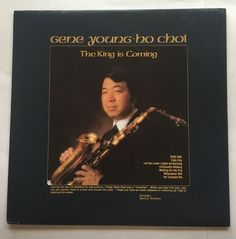 GENE YOUNG-HO CHOI [LP] THE KING IS COMING (VINYL PILGRIM) PLM 7021