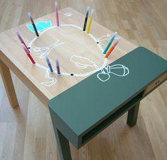 porcupine desk by hella jongerius for vitra
