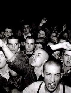 Nick Knight - Skinheads