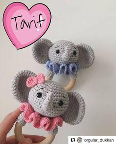 with ・ ・ ・ Guten Abend 💙 - Elefantenbou . Crochet Baby Poncho, Crochet Cardigan Pattern, Knitted Poncho, Easy Crochet, Poncho Knitting Patterns, Crochet Patterns Amigurumi, Crochet Toys, How To Make Toys, Crochet Motifs