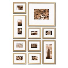 """Picturewall Kit 1"""" Champagne, $298, now featured on Fab."""