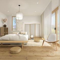 Living Room Bedroom, Living Room Interior, Japanese Interior Design, Style Deco, Room Inspiration, Decoration, Japanese Bedroom Decor, Living Room Japanese Style, Japanese Inspired Bedroom
