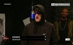 #1 Hip Hop Internet Radio | SwurvRadio.com | Eminem x Slaughterhouse Freestyle On BET Rap-City #Video