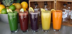 HIPSTERS DITCH 'BAR CRAWL' FOR 'JUICE CRAWL'