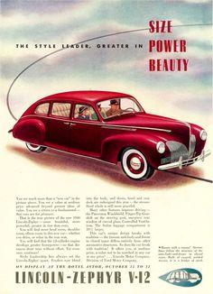 1940 Lincoln Zephyr Ad-02