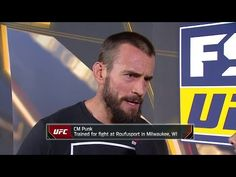 MMA CM Punk: 'I'm not here to shake anybody's hand' - UFC 203 Weigh-In