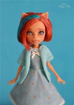 Великолепный ООАК Торы из серии Freaky Field Trip / Авторские куклы (ООАК) / Шопик. Продать купить куклу / Бэйбики. Куклы фото. Одежда для кукол
