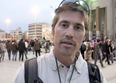 James Foley, U.S. beheaded by IS sept. 2014
