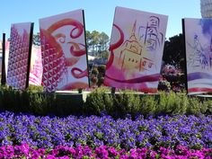 Color Abounds at Epcot International Festival of the Arts!  #LoveFL