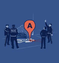 CSI Map-style...