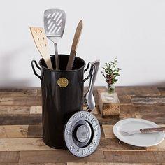4 l Küchenbehälter - Schwarz - alt_image_three