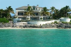 Single Family Home for Sale at Old Fort Bay Beachfront Old Fort Bay, Nassau And Paradise Island Bahamas