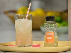 Honey Lemonade Recipe : Food Network - FoodNetwork.com