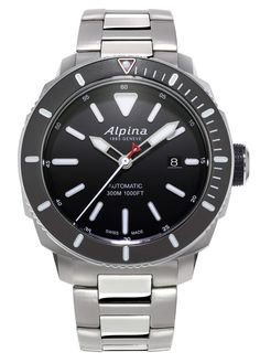 757fb5a3eb1 Alpina - Seastrong Diver 300 - Trends and style - WorldTempus