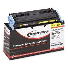 Innovera 86002 (Q6002A Laser Cartridge, Yellow
