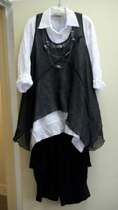 Creating and co-ordinating a wardrobe of layered clothing which interacts with your lifestyle ...