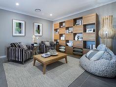 Lounge. Ausbuild Denham Display Home. See website for display locations. www.ausbuild.com.au