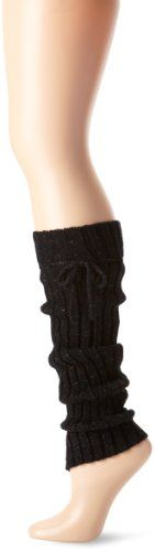 40% Off was $18.00, now is $10.80! Modern Heritage Women`s Lurex Ribbed Knit Leg Warmer + Free Shipping