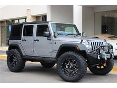 June - The new Jeep Wrangler Jeep, Jeep Rubicon, Jeep Wrangler Silver, Silver Jeep, Auto Jeep, Jeep Jk, Jeep Truck, Jeep Unlimited, Wrangler Unlimited Sport