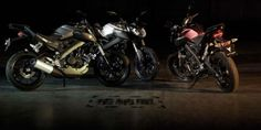 New Yamaha MT-150 and MT-250 for India?