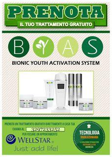 La bellezza del futuro: Wellstar Italia BYAS Risultati-Test-Prodotti
