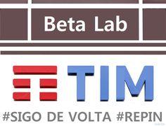 #TIMbeta Lab #SDV #REPIN