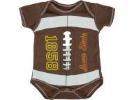 Buy NCAA Infant MVP Football Onesie Infant Apparel Apparel and other Iowa State Cyclones products at CysLockerRoom.com
