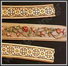 Γύψινες μπορντούρες κατασκευασμένες και φιλοτεχνημένες από το www.gypsino.gr Χώρα:  Ελλάδα Νομός : Αττική Περιοχή : Κορυδαλλός