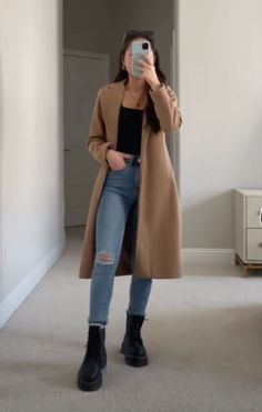Cute Casual Outfits, Pretty Outfits, Stylish Outfits, Winter Fashion Outfits, Winter Outfits, Look Blazer, Elegantes Outfit, Looks Chic, Mode Inspiration
