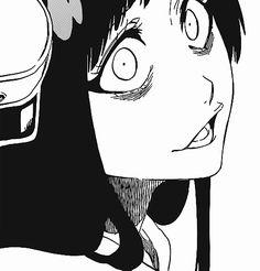 Giselle Gewelle Manga Anime, Anime Art, Japanese Horror, Japanese Art, Manga Drawing, Manga Art, Gothic Anime, Drawing Expressions, Bleach Manga