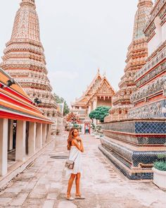 "3,813 Likes, 108 Comments - #girlsthatwander for feature (@girlsthatwander) on Instagram: ""Beautiful temples in Bangkok ✨ This : @lucyinthesskyy"""