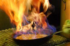 Fire Restaurant at GULF PLACE in Santa Rosa Beach (South Walton)