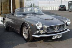 1960 Maserati 3500 GTI Vignale Spyder