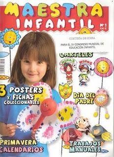 FICHAS PARA TRABAJAR LA PRIMAVERA                                                                                                                            Más Ideas Para, Kindergarten, Album, School, Kids, Pastel, Facebook, Children's Magazines, Kids Psychology