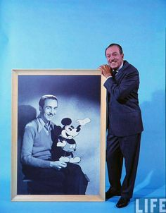Walt Disney- the Man, the Myth, the Effects on the World