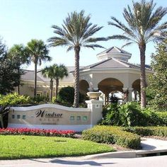 Windsor Hills Resort Kissimmee - Disney Area Kissimmee (Florida) Located in Kissimmee, Florida, these apartments feature an outdoor swimming pool and a private community cinema located in the clubhouse. Walt Disney World Resort is 7 minutes' drive from the property.