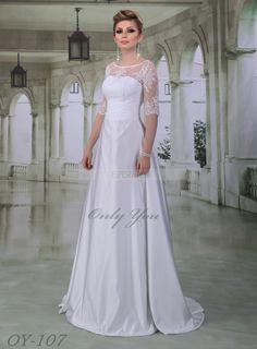 Νυφικό φόρεμα Pepi - Nika Bridal Only You 5703b9dac85