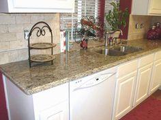 santa cecilia granite countertops kitchen ideas kitchen island