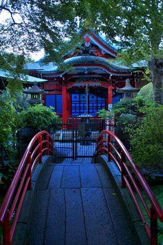 Inokashira Koen Park, Kichijoji, Tokyo, Japan.