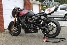 Ex CSBK Racer ZRX