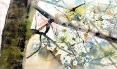 Petit air de printemps by Reine Marie Pinchon