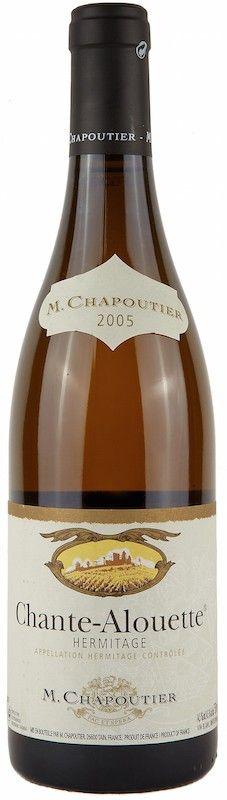 2012 M. Chapoutier Hermitage Chante-Alouette, Rhone, France