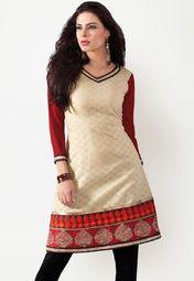 1000+ images about Salwar kurta chudidar kurti designs on ... Sabyasachi Kurtis