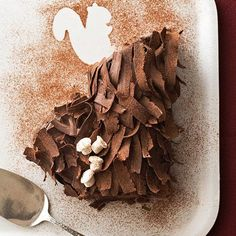 Mocha Buche de Noel from the Better Homes and Gardens Must-Have Recipes App