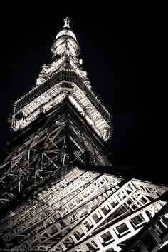 Tokyo Tower, Japan #photography