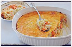 Easy Vegetable Gratin with recipe