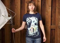 """Gravity Play"" - Threadless.com - Best t-shirts in the world"