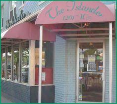 The Islander Restaurant Washington D C Trinidadian U And 11th Streets