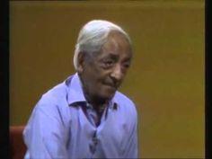 J.Krishnamurti - A natureza e total erradicação do medo - 6_(1/2)