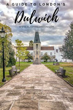 Dulwich is one of London's most beautiful villages. This guide will give you a helpful overview of this part of south London. London Tours, London Museums, London Travel, London Places, Dulwich Picture Gallery, Museum Of Childhood, London Blog, Things To Do In London, Natural Scenery